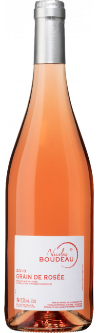Beaujolais-Villages Rosé - Grain deRosée